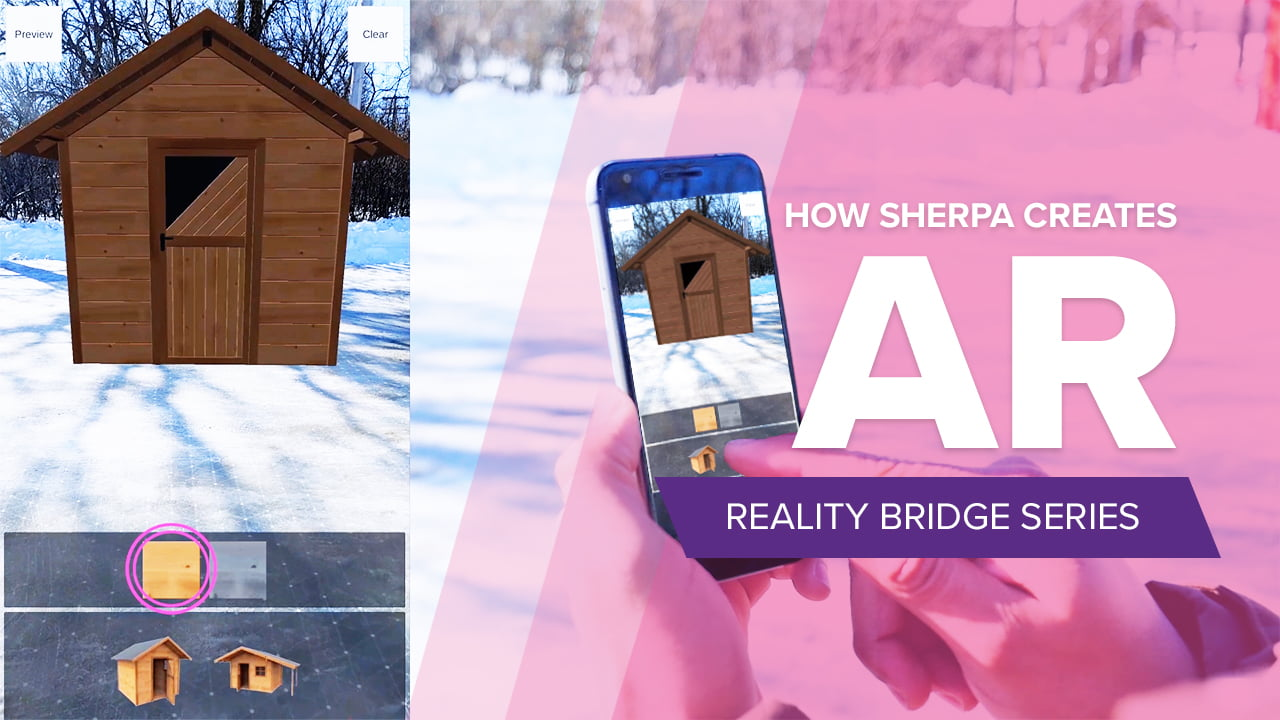 Augmented Reality Agency Work